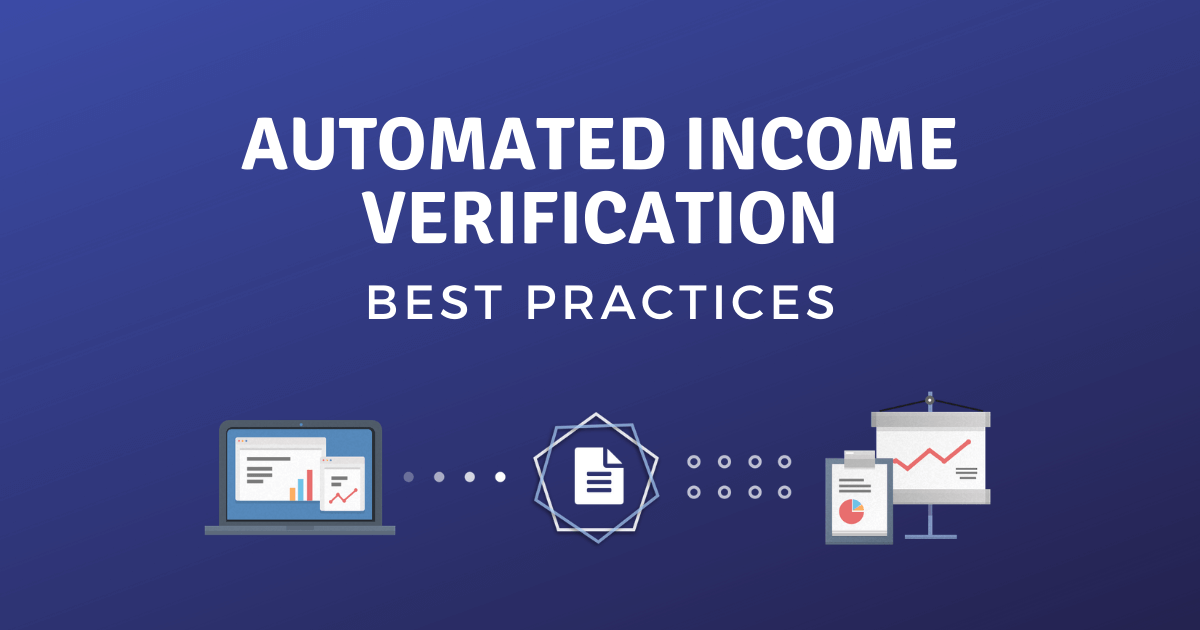 The Closing Docs automated income verification best practices
