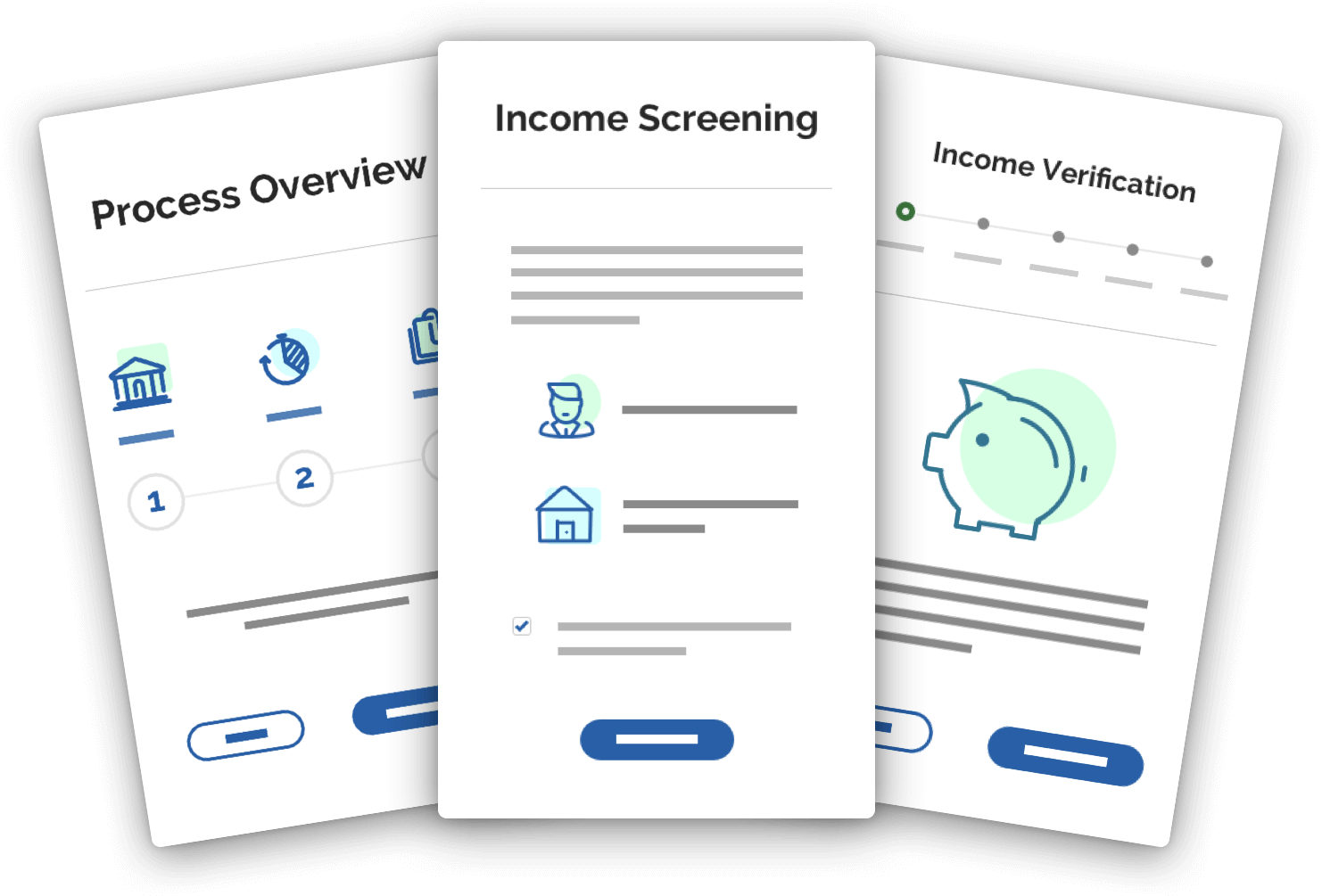 get started on our income verification in 5 minutes