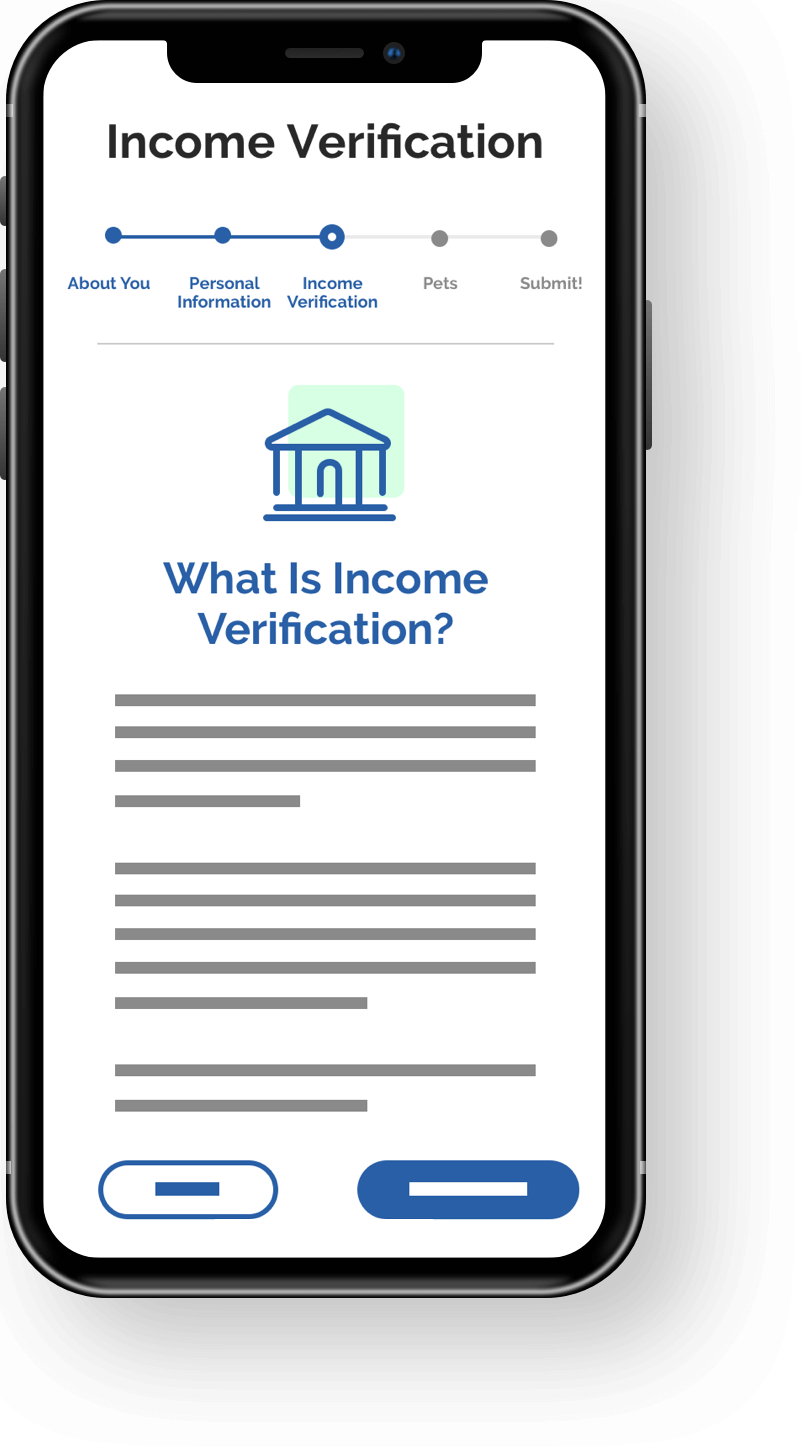 what is income verification